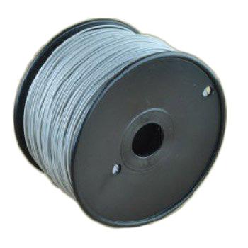 Пластик PLA серебряный