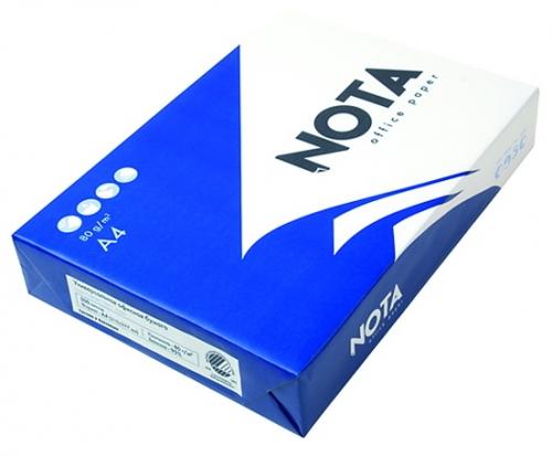 Бумага Nota A4, 80г/м², яркость ISO 95%, 500 листов Компания ForOffice 147.000
