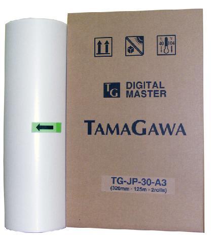 Мастер-пленка A3 TG-JP-30, рулон бумаги для рисования tamagawa 80 a0 914 50m cad