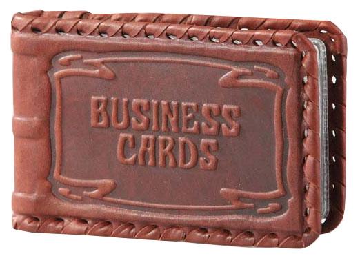 Визитница карманная 004-07-01