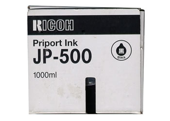Краска коричневая Ricoh JP-500(CPI-9),1000 мл