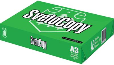 Бумага SvetoCopy A3, 80г/м², яркость ISO 94% 500 листов Компания ForOffice 333.000