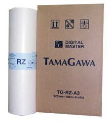 Мастер-пленка A3 TG-RZ, TAMAGAWA