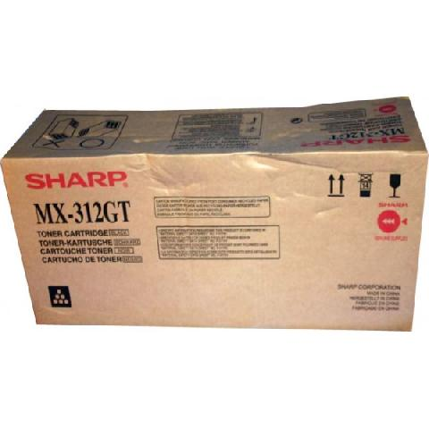Тонер-картридж Sharp MX-312GT тонер sharp ar016rt ar016t для ar5015 ar5120 ar5316 ar5320 черный ar016lt 16000стр