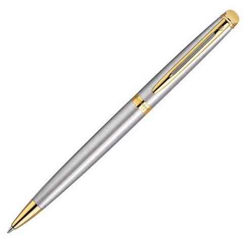 Ручка шариковая Waterman Hemisphere сталь