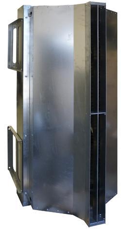 Тепловая завеса Тепломаш КЭВ-18П5051Е нерж.