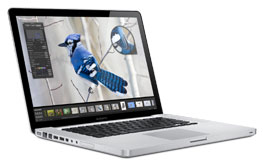 "Apple MacBook Pro MC024 17"" Core i5 2.53GHz/4GB/500GB/HD Graphics/GeForce GT 330M 512MB/SD"