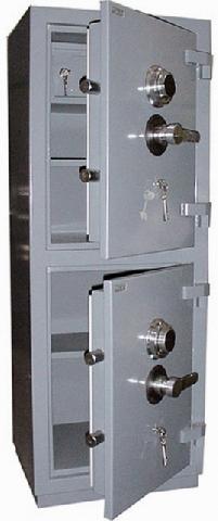 Взломостойкий сейф Контур КЗ-223ТК (код+ключ)
