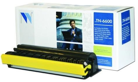 Тонер-картридж NV Print NV-TN6600