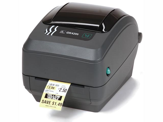 GK420t (GK42-102220-000) принтер zebra gk420t gk42 102220 000