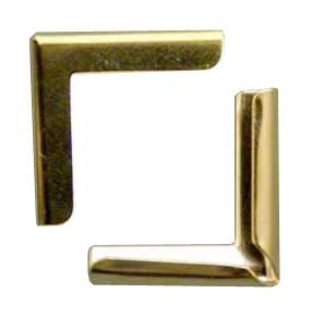 Уголок 14 мм Square corner (золото) от FOROFFICE