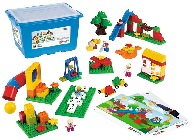 Детская площадка Lego Duplo