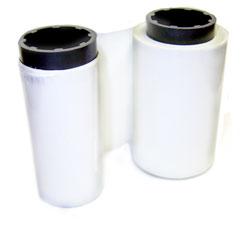 Лента и чистящий валик белая лента   45206