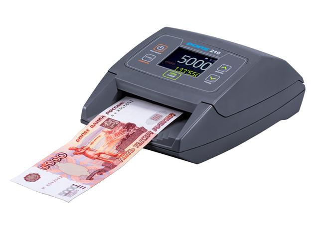Детектор валют DORS 230