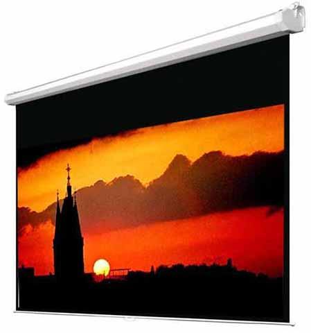 Проекционный экран_Classic Norma 244x244 (1:1)