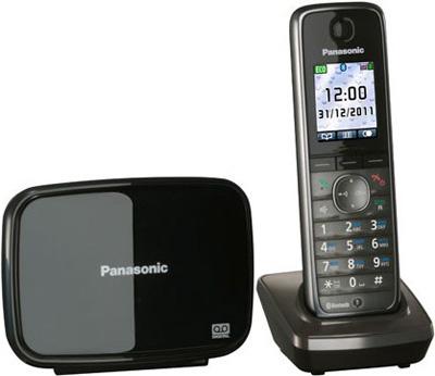 Радиотелефон_Panasonic KX-TG8621RUM
