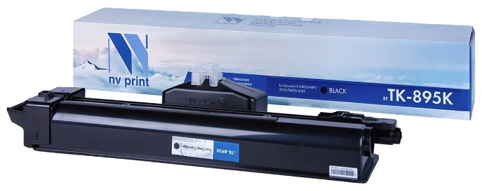 Картридж TK-895K картридж t2 tk 895k 12000 стр