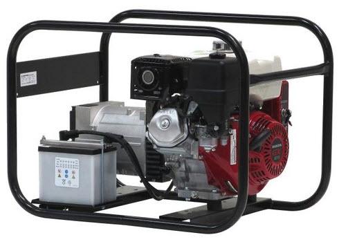 Бензиновый генератор_Europower EP4100E