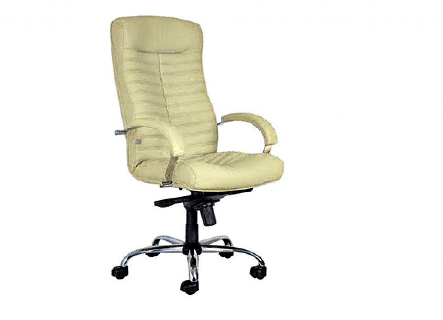 Кресло руководителя Orion Steel Chrome PU16