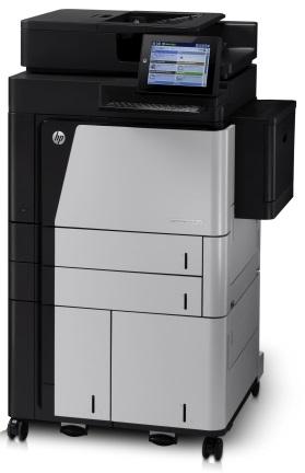 HP LaserJet Enterprise MXP M830z (CF367A) мфу hp laserjet enterprise flow mfp m830z cf367a ч б a3 56ppm 1200x1200dpi duplex ethernet usb