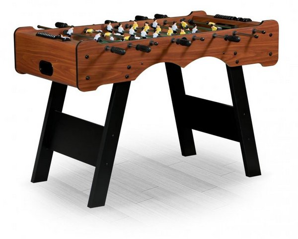 Игровой стол Настольный футбол (кикер) Stuttgart (коричневый)