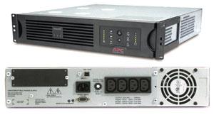 Источник БП_UPS APC Smart 2U Rack Mount-750VA (SUA750RMI2U) Компания ForOffice 21666.000