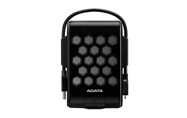 Внешний жесткий диск ADATA HD720 2 ТБ (AHD720-2TU3-CBK), прорезиненный, черный