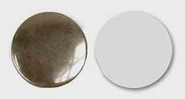 Заготовки для значков/фото d158 мм, винил. магнит, 100 шт