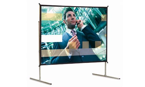 Проекционный экран_Projecta Fast-Fold Deluxe 228x305 Da-Tex (44726) Компания ForOffice 96894.000