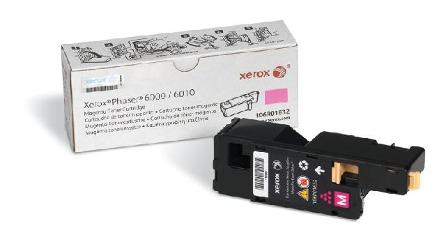 Тонер-картридж Xerox 106R01632