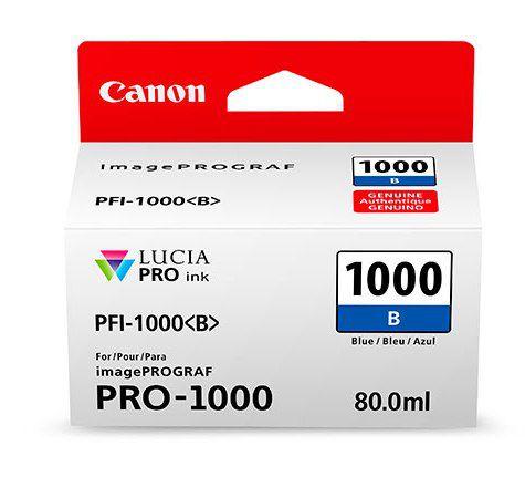 Картридж Canon PFI-1000 B (синий)