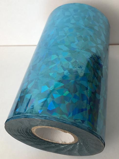 Фольга для горячего тиснения   Blue F04 (100мм)