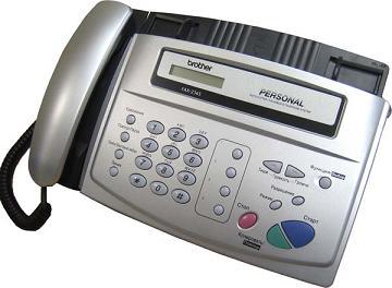 Факс_Brother FAX-236SR (FAX236SR1) Компания ForOffice 4380.000