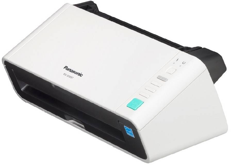 KV-S1037 сканер panasonic kv s1037 kv s1037 x a4 белый черный
