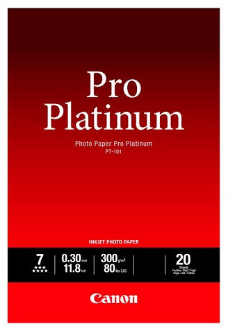 Фотобумага Canon Photo Paper Pro Platinum PT-101