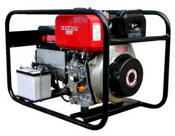 EP4000DE europower ep4000de