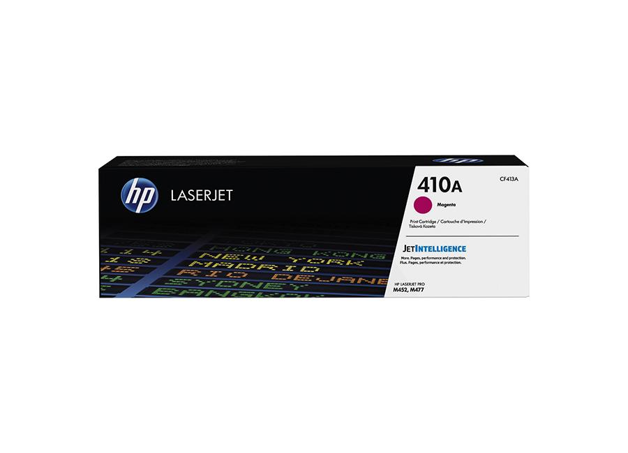 Тонер-картридж HP 410A пурпурный (CF413A) тонер картридж cf413a
