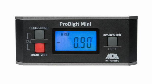 Уровень электронный   ProDigit Mini electronic level ada prodigit mini