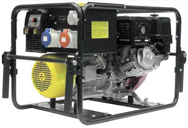 Сварочный генератор_Eisemann S 6410 E от FOROFFICE