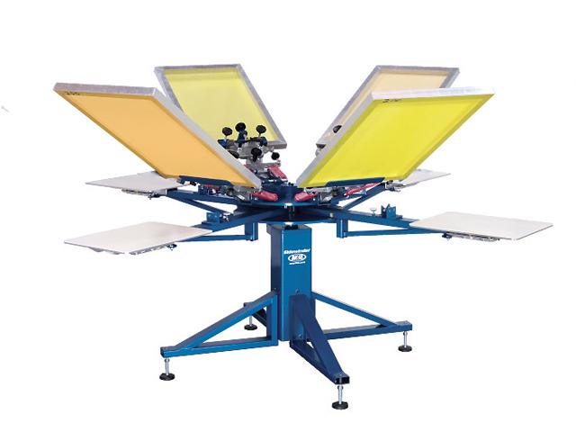 Купить Трафаретный станок M&R SideWinder 4/-4 в официальном интернет-магазине оргтехники, банковского и полиграфического оборудования. Выгодные цены на широкий ассортимент оргтехники, банковского оборудования и полиграфического оборудования. Быстрая доставка по всей стране