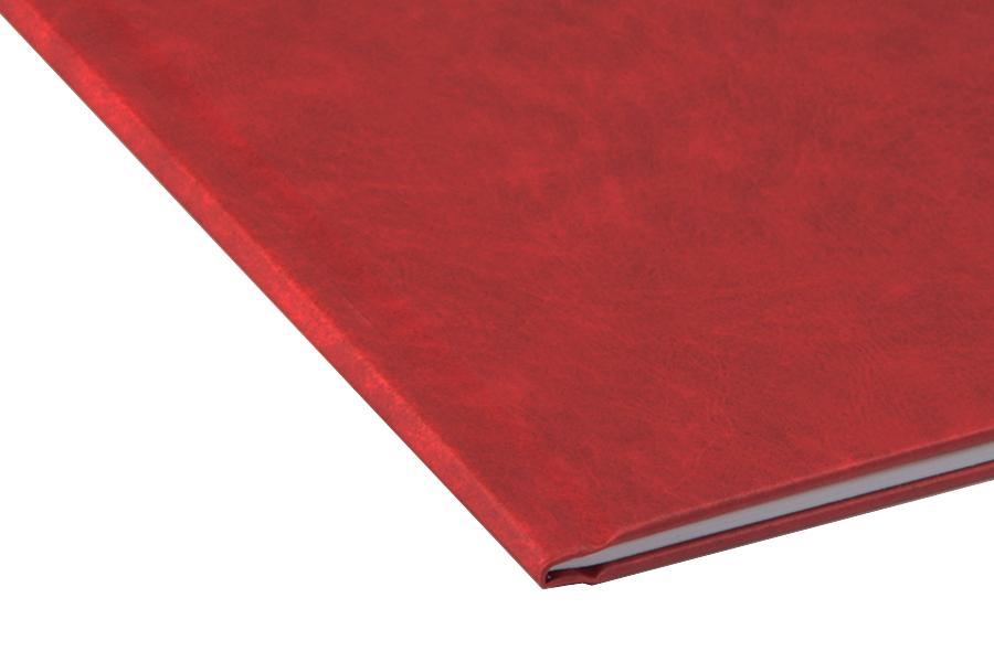 Папка для термопереплета , твердая, 160, красная папки канцелярские centrum папка регистр а4 5 см фиолетовая