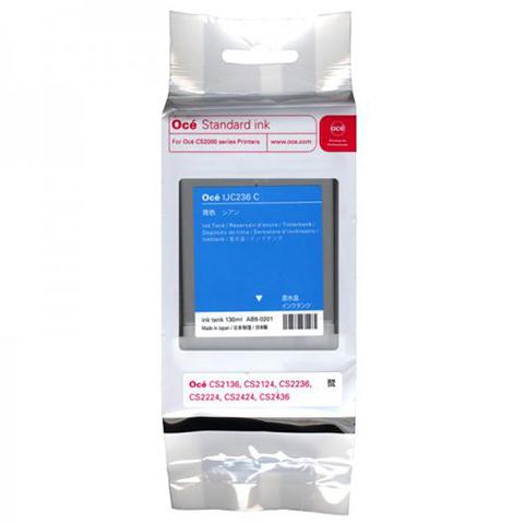 IJC236, 130 ml, Cyan (1830B003) ijc236 130 ml matte black 1828b003