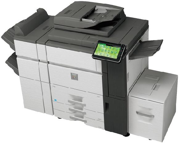 Купить Многофункциональное устройство (МФУ) Sharp MX-7040N в официальном интернет-магазине оргтехники, банковского и полиграфического оборудования. Выгодные цены на широкий ассортимент оргтехники, банковского оборудования и полиграфического оборудования. Быстрая доставка по всей стране