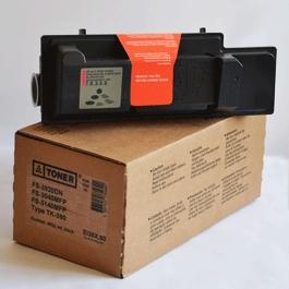 Тонер-картридж Elfotec TK-350 + Chip