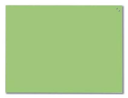 Стеклянная доска_Naga 60x80 Light Green (10350) Компания ForOffice 4934.000