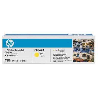 Принт-картридж HP CB542A