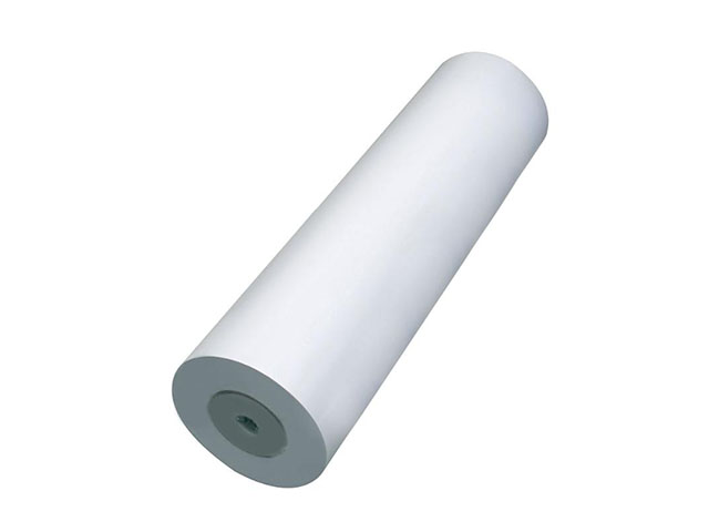 Плёнка XL White Film белая непрозрачная с роллом 50.8 мм, 115 мкм, 0.610x30 м холст lomond xl natural canvas pigment archive 400 мкм 1 067x10 м