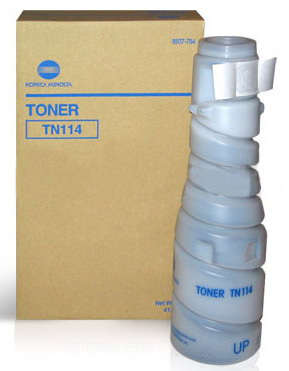 Тонер TN-114 high quality compatible for konica minolta c8650 8650 color toner powder 4kg lot free shipping