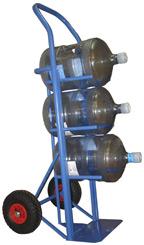 Тележка грузовая специальная ручная_Стелла КВД-55 для воды