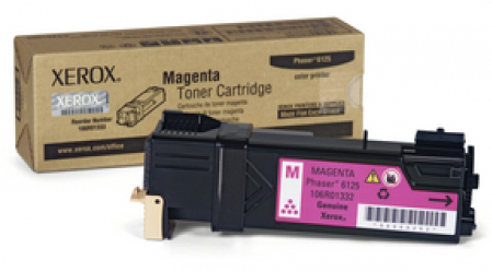 Принт-картридж 106R01336 принт картридж phaser 6125n пурпурный 1000 отпечатков 106r01336